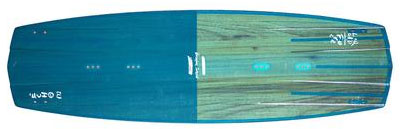 2018 Liquid Force Echo kiteboard - KiteRoute - Kiteboarding - Directory - Types of Kiteboards - How to choose the right kiteboard