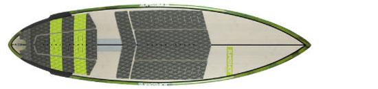 2018 Slingshot Celeritas Kite Surfboard - KiteRoute - Kiteboarding - Directory - Types of Kiteboards - How to choose the right kiteboard