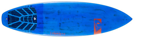 Airush COMPACT Kitesurf board - KiteRoute - Kiteboarding - Directory - Types of Kiteboards - How to choose the right kiteboard