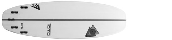 Firewire Evo kite Surfboard - KiteRoute - Kiteboarding - Directory - Types of Kiteboards - How to choose the right kiteboard