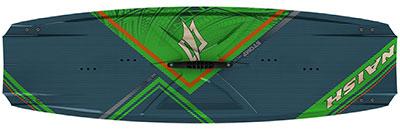 Naish-Stomp - Kiteboard - KiteRoute - Kiteboarding - Directory - Types of Kiteboards - How to choose the right kiteboard