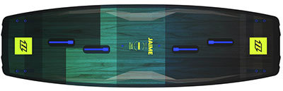 North Jaime kiteboard - KiteRoute - Kiteboarding - Directory - Types of Kiteboards - How to choose the right kiteboard
