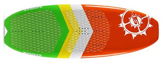 Slingshot Alien Air Foilboard - KiteRoute - Kiteboarding - Directory - Types of Kiteboards - How to choose the right kiteboard