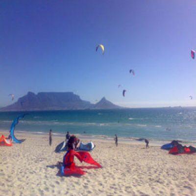 Kite Beach Cape Town
