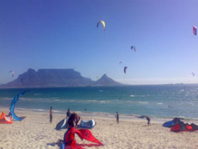 Kite Beach Cape Town